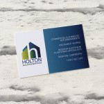 Holton Business card