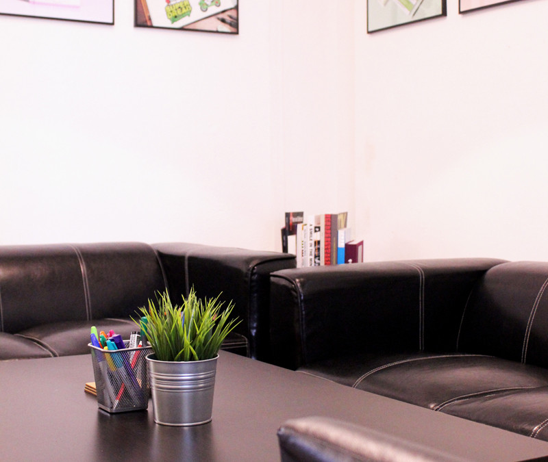 Our new Meeting Room!