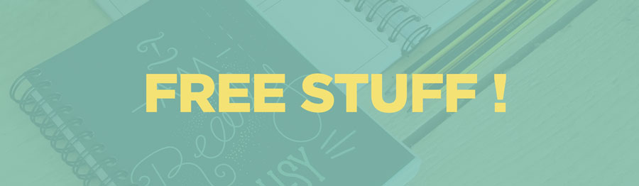 FREE STUFF THIS MAY (You aren't going to want to miss this – trust us)