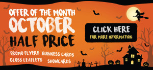 Promoworx - Offer of the Month October