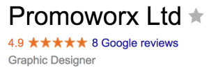 Promoworx Google Reviews