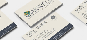 Promoworx - Oakwell Carpentry Business Cards