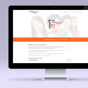 Promoworx - V Dental Smile Studio Website