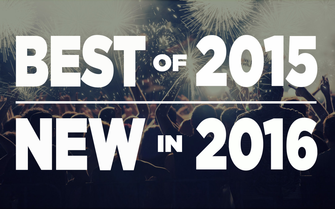 The best design trends of 2015 and what's coming in 2016