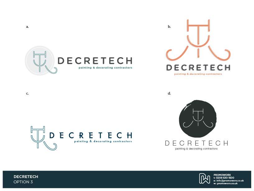 Decretech Logo Options-03