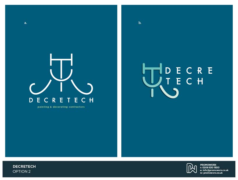 Decretech Logo Options 1-02