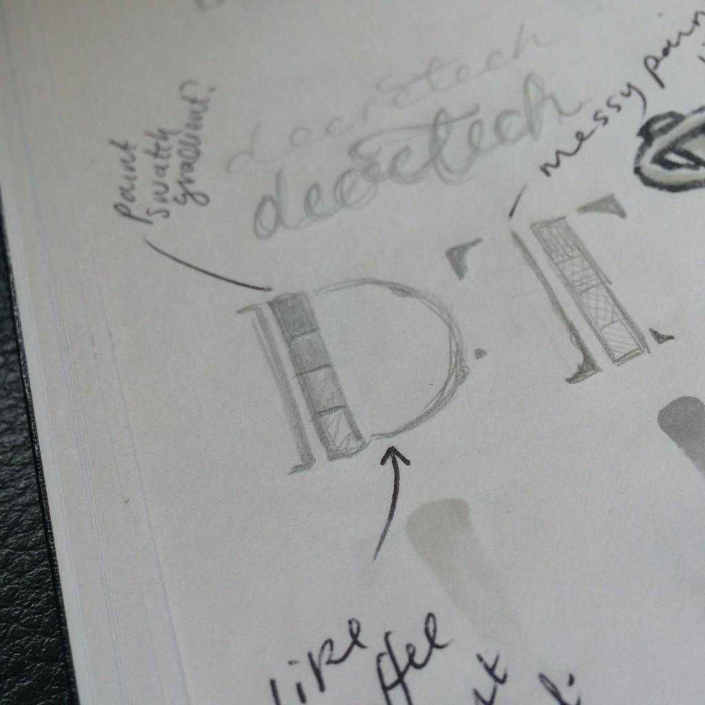 Decretech Logo Design