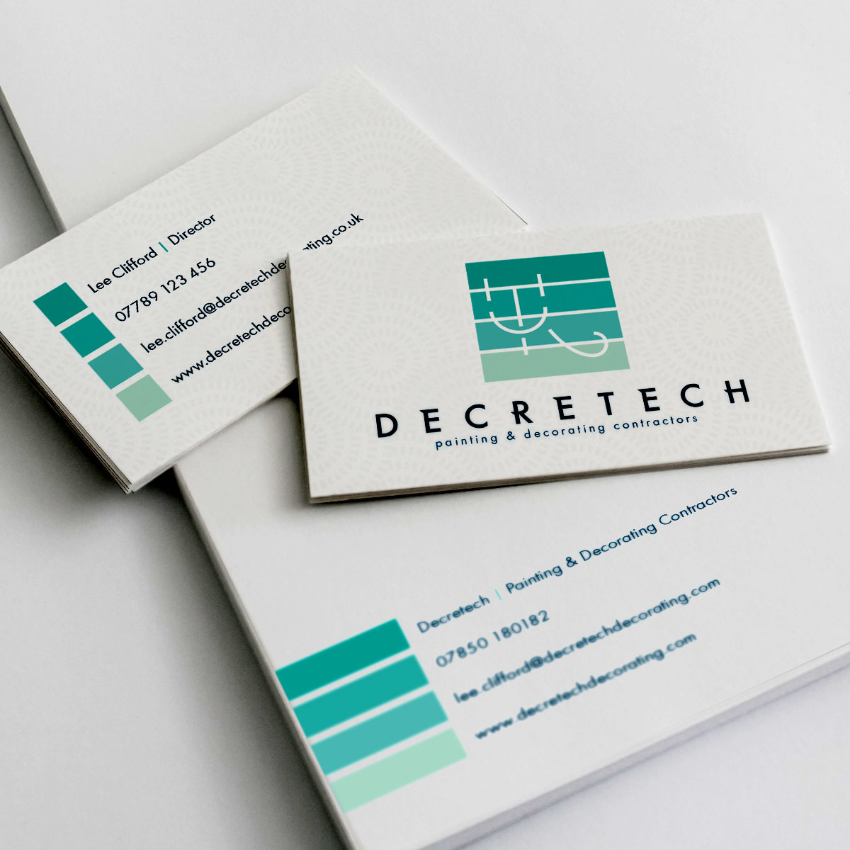 Promoworx - Decretech Decorating Branding