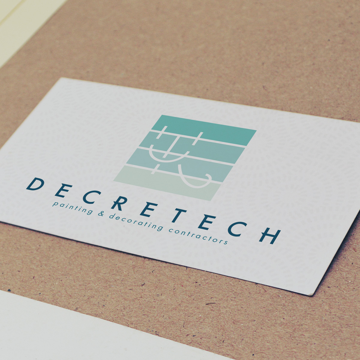 Promoworx - Decretech Business Card