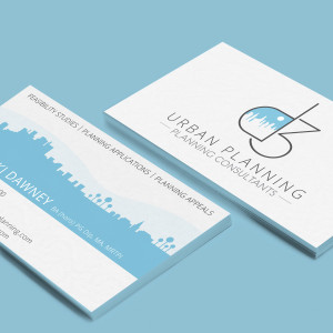 Promoworx - D3 Urban Planning Business Card