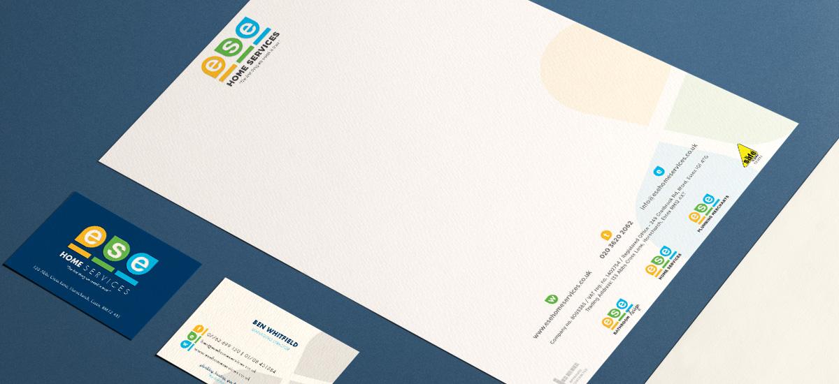 Promoworx - ESE Home Services Letterhead