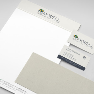 Promoworx - Oakwell Carpentry Letterhead
