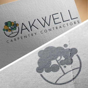 Promoworx - Oakwell Carpentry Logo Design