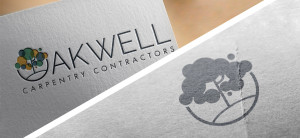 Promoworx - Oakwell Carpentry Logo Design
