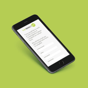 Promoworx - The Perfect PA iPhone Website