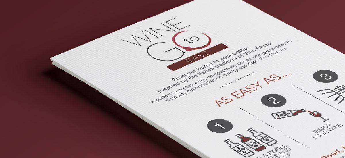Promoworx - Wine to Go Leaflet