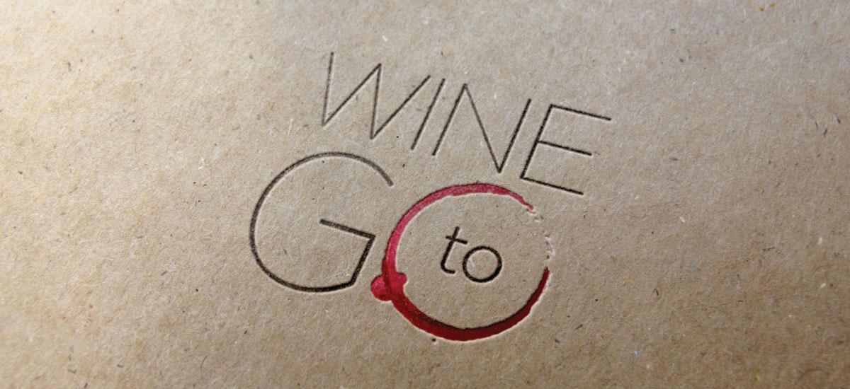 Promoworx - Wine to Go Logo Paper