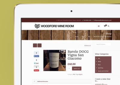 Woodford Wine Room