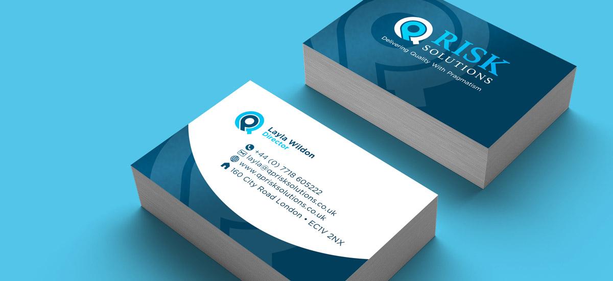 Promoworx - QP Risk Solutions Business Card