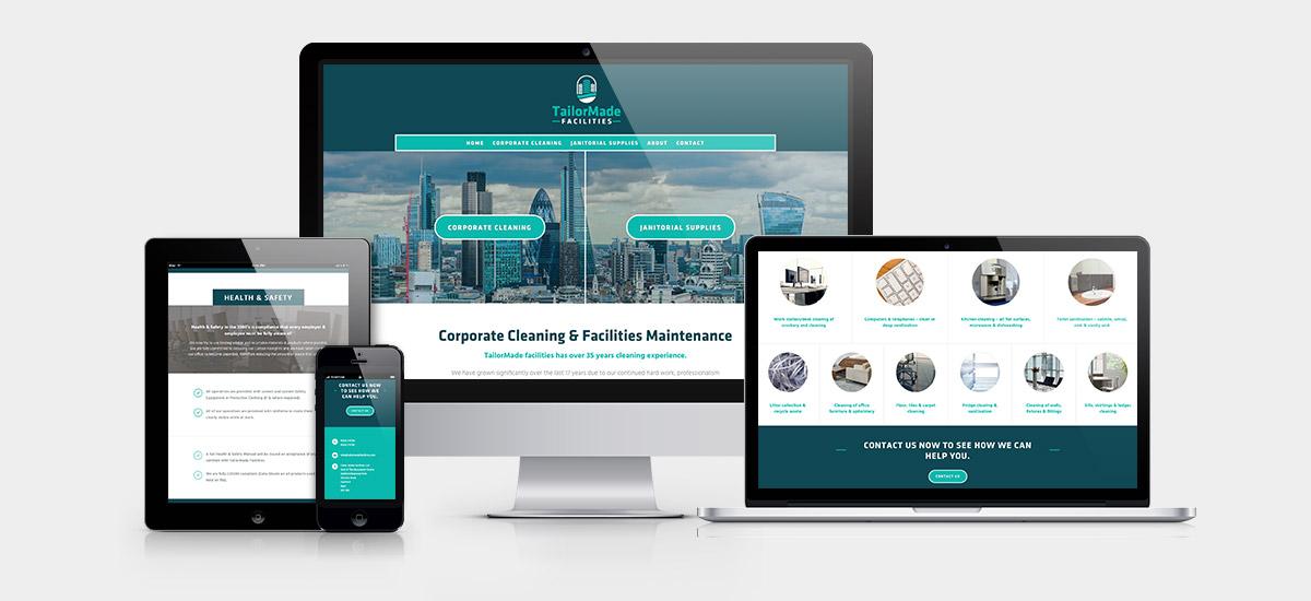 Promoworx - TailorMade Facilities Website