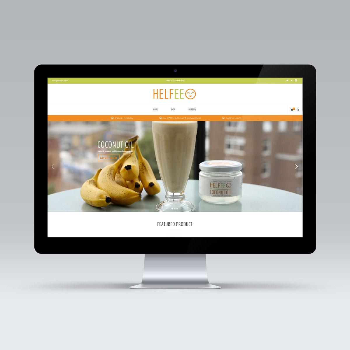 Promoworx - Helfee Website